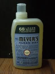 Detergent, Bluebell, 68 Loads, 6 of 34 OZ, Mrs Meyers Clean Day
