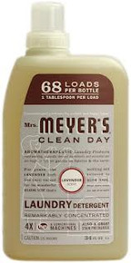 Detergent, Lavender, 68 Loads, 6 of 34 OZ, Mrs Meyers Clean Day