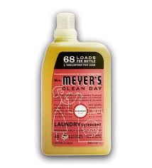 Detergent, Rosemary, 68 Loads, 6 of 34 OZ, Mrs Meyers Clean Day