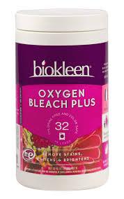 Oxygen Bleach Plus, 12 of 32 OZ, Bi-O-Kleen