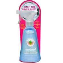 Softener, Fresh Air Spry 100 Ld, 6 of 12.2 OZ, Method