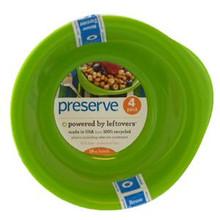 Bowl, Apple Green, 8 of 4 CT, Preserve