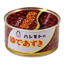 Hashimoto Yude Azuki (Prepared Red Bean) 7.4 oz  From AFG