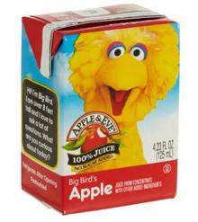 Big Bird's Apple, 40 of  125ML, Apple & Eve