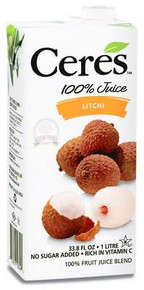 Litchi, 12 of 1 Liters, Ceres