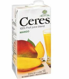 Mango, 12 of 1 Liters, Ceres