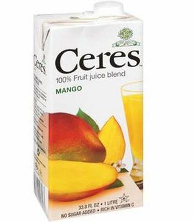 Mango, 12 of 1 Liters, Ceres