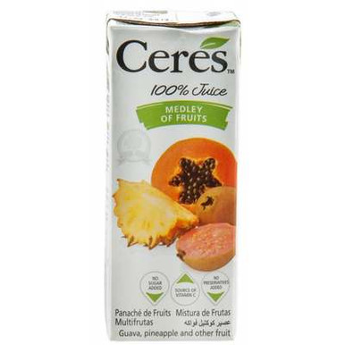 Medley Of Fruit, 12 of 1 Liters, Ceres