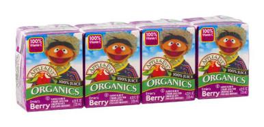 Ernie's Berry , 36 of 125 ML, Apple & Eve