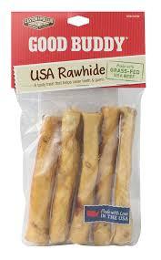 "Rawhide Sticks 5"", 12 of 5 PK, Castor & Pollux"