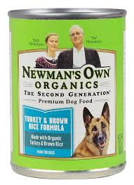Turkey Brown Rice, Canned , 12 of 12.7 OZ, Newman'S Own Organics