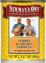 Turkey Chicken, Canned, 12 of 12.7 OZ, Newman'S Own Organics