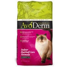 Adult, Indoor w/Hairball Care, 6 of 3.5 LB, Avoderm