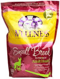 Super 5 Mix,SM Dog,Adult Hlth, 6 of 4 LB, Wellness