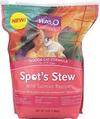 Wild Salmon, Indoor Cat, 6 of 3 LB, Halo