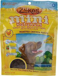 Mini Naturals, Chicken, 12 of 6 OZ, Zuke'S