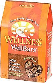 WellBars, Peanut & Honey, 6 of 20 OZ, Wellness