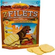 Z-Filets, Chicken, 12 of 3.25 OZ, Zuke'S