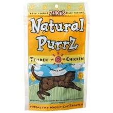Natural Purrz, Chicken, 12 of 3 OZ, Zuke'S