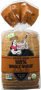100% Whole Wheat 8 of 25 OZ From DAVES KILLER BREAD