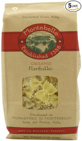 Farfalle 12 of 1 LB By MONTEBELLO