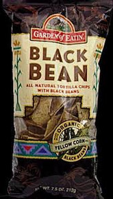 Black Bean 12 of 7.5 OZ Garden Of Eatin`