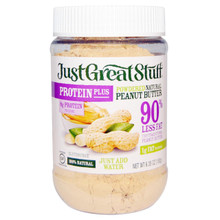 Protein Plus Pwdr Peanut Butter 12 of 6.35 OZ From JUST GREAT STUFF
