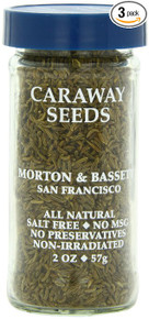 Caraway Seed 3 of 2 OZ By MORTON & BASSETT