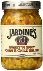 7J Sweet & Spicy Corn Medium 6 of 16 OZ By JARDINES