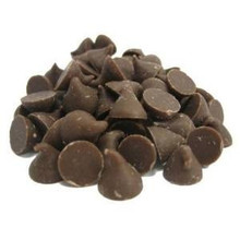 Chocolate Drops Semi Sweet 25 lb Baking Goods