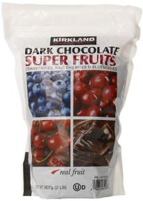 Dark Chocolate Cherries 25 LB By DRIED FRUIT
