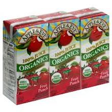 Fruit Punch, 27 of 6.75 OZ, Apple & Eve
