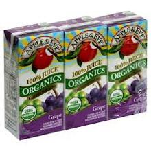 Grape Juice, 27 of 6.75 OZ, Apple & Eve