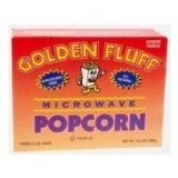 GLDN FLF PCORN MICROWAVE 12 of 9 OZ GOLDEN FLUFF