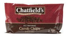 Carob Morsels 12 of 12 OZ  By CHATFIELD`S