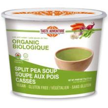 Split Pea Instant Soup Mix 10 LB By TASTE ADVENTURE