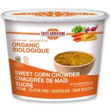 Sweet Corn Chowder 10 LB By TASTE ADVENTURE