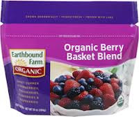 Berry Basket Blen 12 of 10 OZ Earthbound Farm