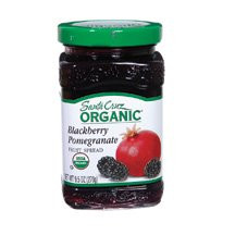 Blackberry Pomegranate 12 Pack 9.5 OZ SANTA CRUZ ORGANICS