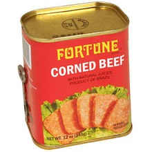 Fortune Corned Beef 12 oz  From Fortune