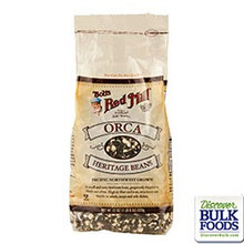 Orca Beans 4 of 22 OZ From BOB`S RED MILL