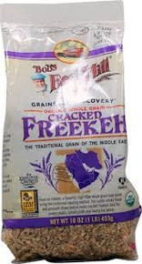 Cracked Freekeh 4 of 16 OZ From BOB`S RED MILL