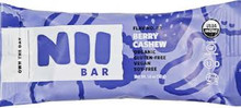 Berry Cashew 12 of 1.8 OZ By NII BAR