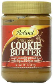 Speculoos Cookie Butter 12 of 14.1 OZ ROLAND