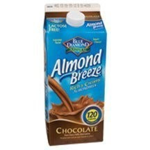 Chocolate 6 Pack 64 OZ ALMOND BREEZE
