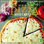 Cheese Rice Crust 8 of 12 OZ Amys