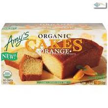 Cake Orange 12 of 11 OZ AMY`S