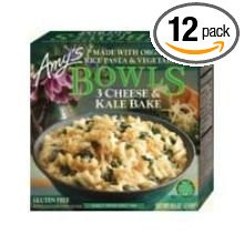 3 Cheese & Kale Bake 12 of 8.5 OZ By AMY`S