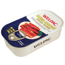 Welpac Broiled Sauries 3.5 oz  From Wel-Pac