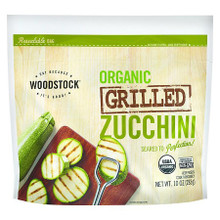 Grilled Zucchini 12 of 10 OZ By WOODSTOCK